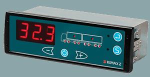 Kimax 2 onboard truck scale